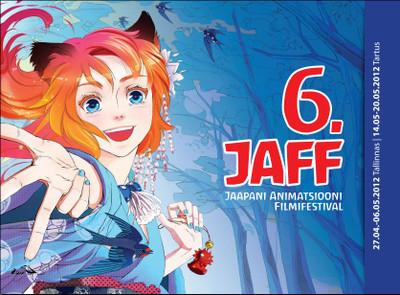 6. Jaapani Animatsiooni Filmifestival