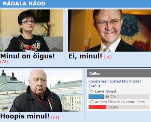 Jänes vs Siitan + Järvi