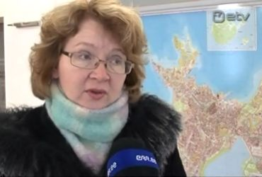 Tallinna abilinnapea Yana Toom