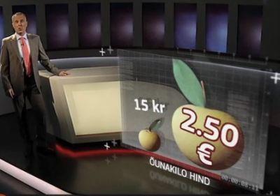 eestimaised õunad