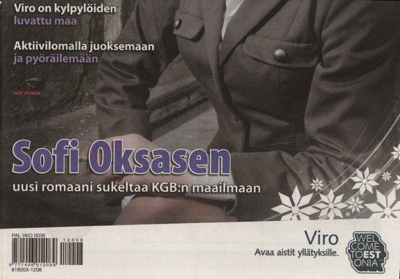 Sofi Oksanen. The Baltic Guide, 8/2012