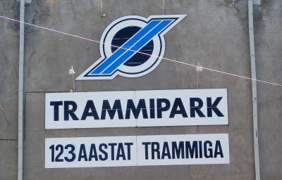 Trammipark 123 aastat trammiga