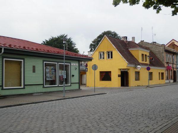 Majad Haapsalu kesklinnas