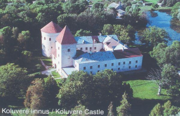 Koluvere loss peaks nõnda välja nägema