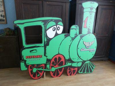 Haapsalu raudteemuuseum. Peetrike