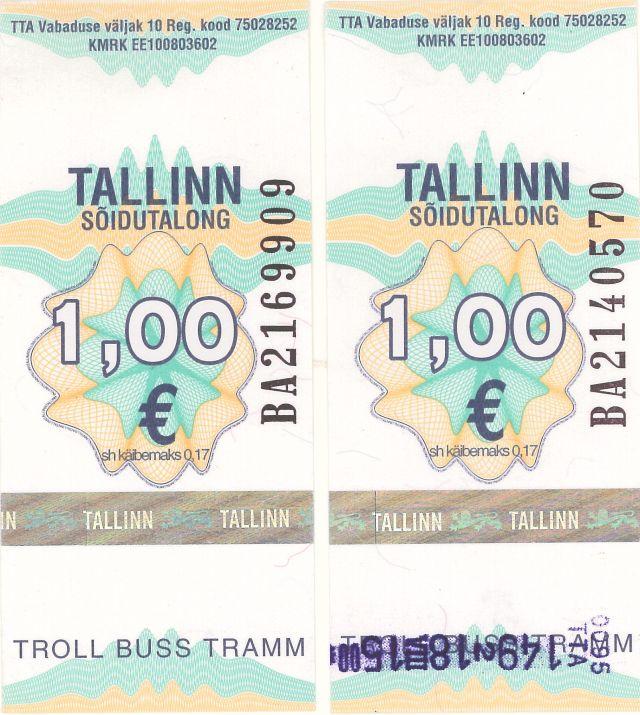 Tallinna sõidutalongid